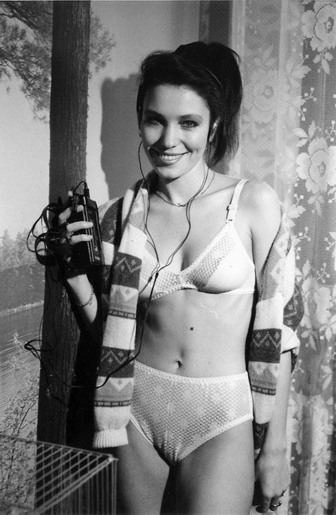 """Esimesed elastikpitsid olid lihtsad ja tagasihoidlikud. Pleikudest tulev Madonna """"Like a Virgin"""" aitas kindlasti meeleolu luua"""