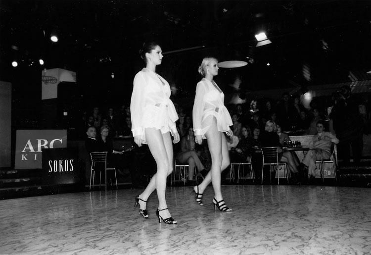 Õhulistest kangastest valmistatud sensuaalne pesu kuulus iga naise garderoobi